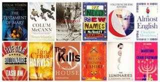 Booker Prize longlist 2013