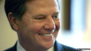 Tom DeLay in a file photo (