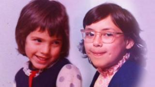 Lorraine Delgiudice, left, and Debbie Grafham