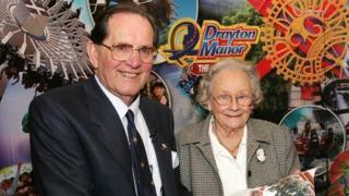 George and Vera Bryan