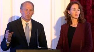 Haass and O'Sullivan