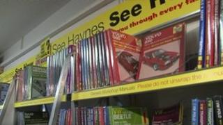 Haynes books