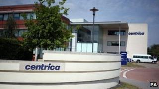 Centrica head office