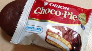 A Choco Pie - Russian variation