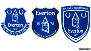 Everton badges
