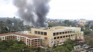 At least 62 people have been killed in the attack on Westgate shopping centre in Nairobi