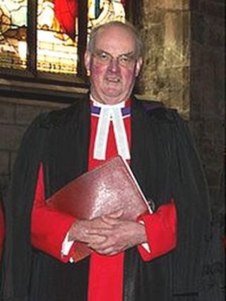 The Very Reverend Gilleasbuig Macmillan
