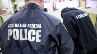 File photo: Australia Federal Police