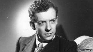 Benjamin Britten, pictured in 1948