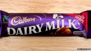 Bar of Dairy Milk