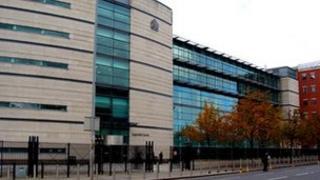 Laganside court complex, Belfast