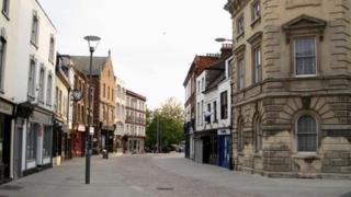 Gloucester, Southgate area