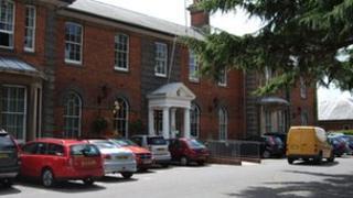 St Clement's Hospital, Ipswich