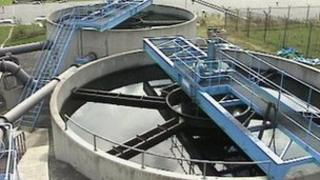 A water treatment works (generic)