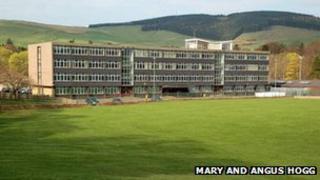 Galashiels Academy