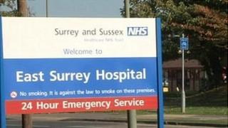 East Surrey Hospital