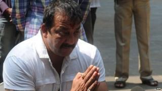 File photo of Sanjay Dutt