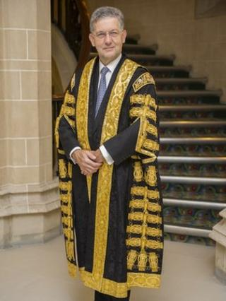 Lord Hodge