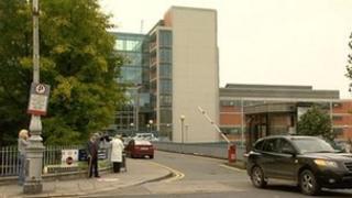 Mater Hospital, Dublin