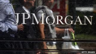 JP Morgan headquarters