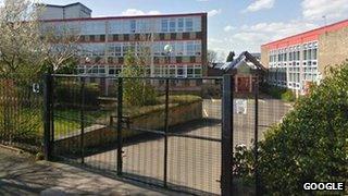 Mount Carmel Roman Catholic High School in Accrington, Lancashire