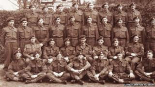30 Assault Unit in Littlehampton in 1944