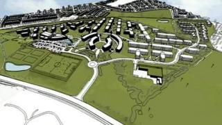 £100m Chester student village plans