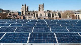 Bristol Solar City plans