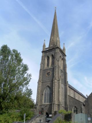 St Elvan's Church, Aberdare