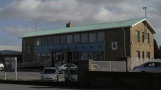 Winton Police Station