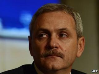 Romanian Deputy Prime Minister Liviu Dragnea