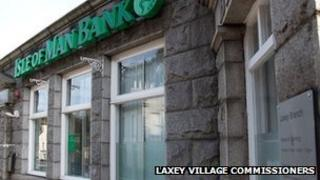 Isle of Man Bank, Laxey