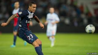 Paris St Germain match