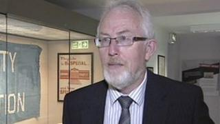 Conal McFeely is chair person of the Bloody Sunday Trust