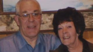 Ted and Brenda McElroy