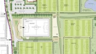 Park's Farm extension plans
