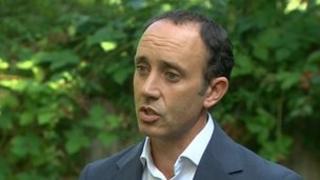 Conall McDevitt quit politics in September