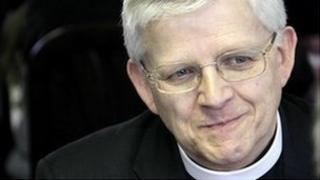 The Right Reverend Julian Henderson