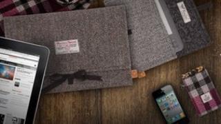 Harris Tweed Hebrides products