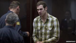 Journalist Kieron Bryan in court