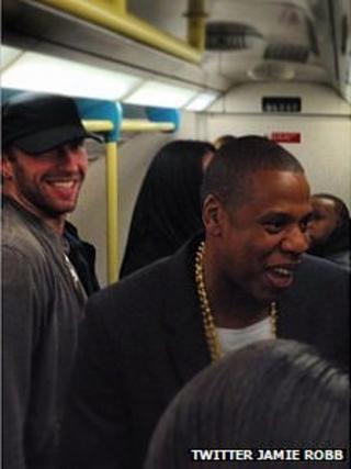 Chris Martin, Jay Z