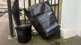 Gull bag in Bath