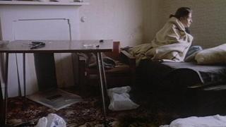 Homeless woman in B&B