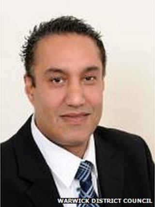 Councillor Prabhjiet Dhillon