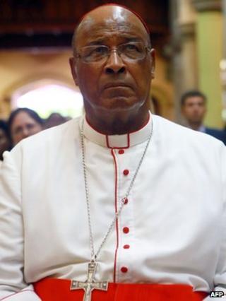 Cardinal Wilfrid Napier