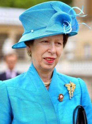 The Princess Royal