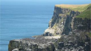 West Point on Rathlin Island