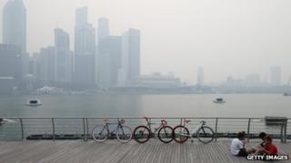 Air pollution causes cancer - WHO