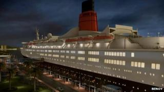 Benoy design for QE2