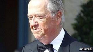 August Oetker in July 2013
